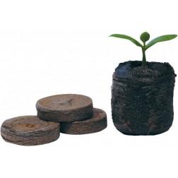 JIFFY rašelinové tablety pro výsev a pěstování 10ks